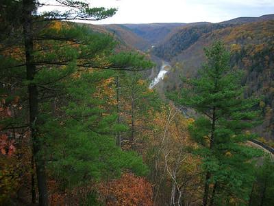 Pine Creek Canyon.