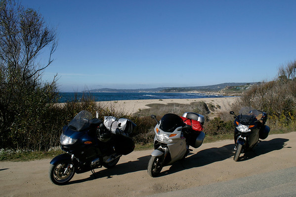 Post Christmas Moto Camping Trip