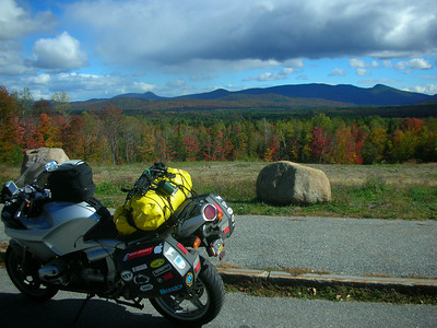 Near Tupper Lake.