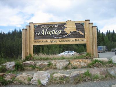 road to Fairbanks