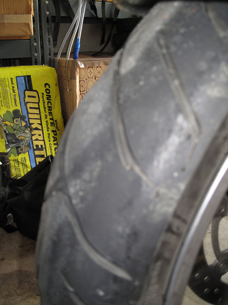 RoadSmart tire issues...BAD TIRE DESIGN/Manufacturing