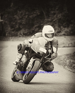 P. J. Gallaher Taking part in the 2009 Robert's Cove Hill Climb. Photo: Richard Hurley