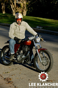 Robert Pandya's Suzuki S40-based Ryca. Shot at Zilker Park and The Odd Duck Trailer in Austin, Texas.