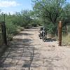 Sandy Wash Gate