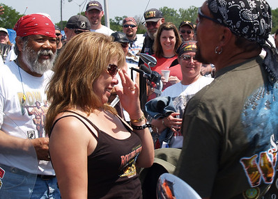 Rolling Thunder 2006 - The Marriage Proposal