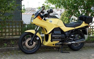 Ryan's K75S (The banana)