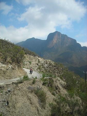 S. Texas to Sierra Madre (Laguna del Sanchez-Rayones-Galeana)