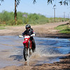 HoosierTrailmaster on his XR650R having some fun.