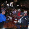 March 9th ride to lunch at Deano's Italian in Dublin, GA.  We shall return.
