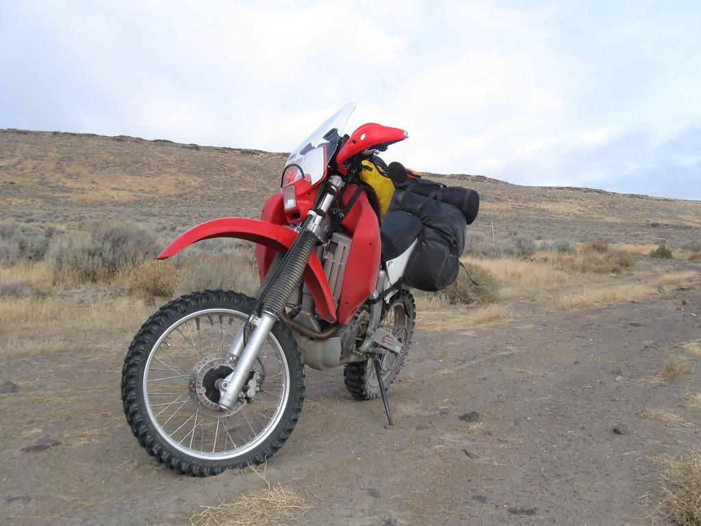 XR650R, Fandango Canyon