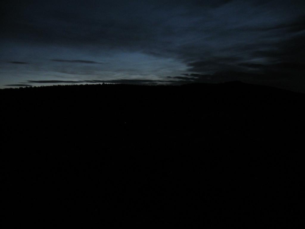 Morning twilight, Ford Road, no flash