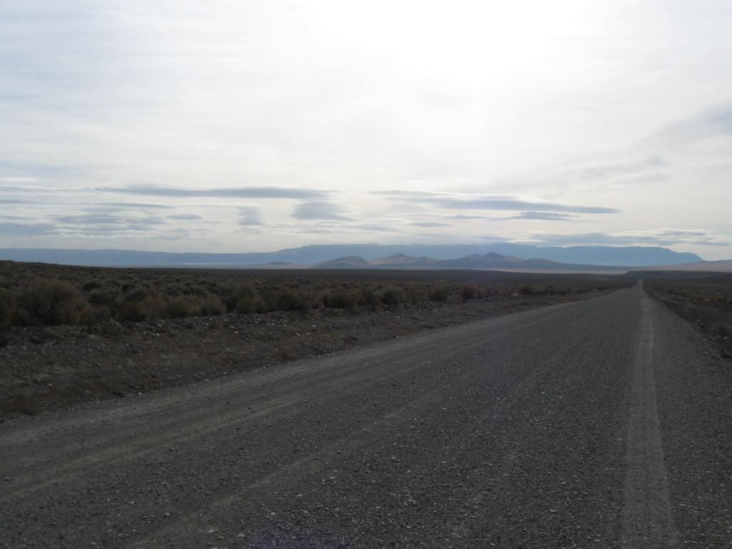 Hogback Rd between Hwy 395 & Plush, Oregon