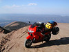 Pikes Peak - the road to the top