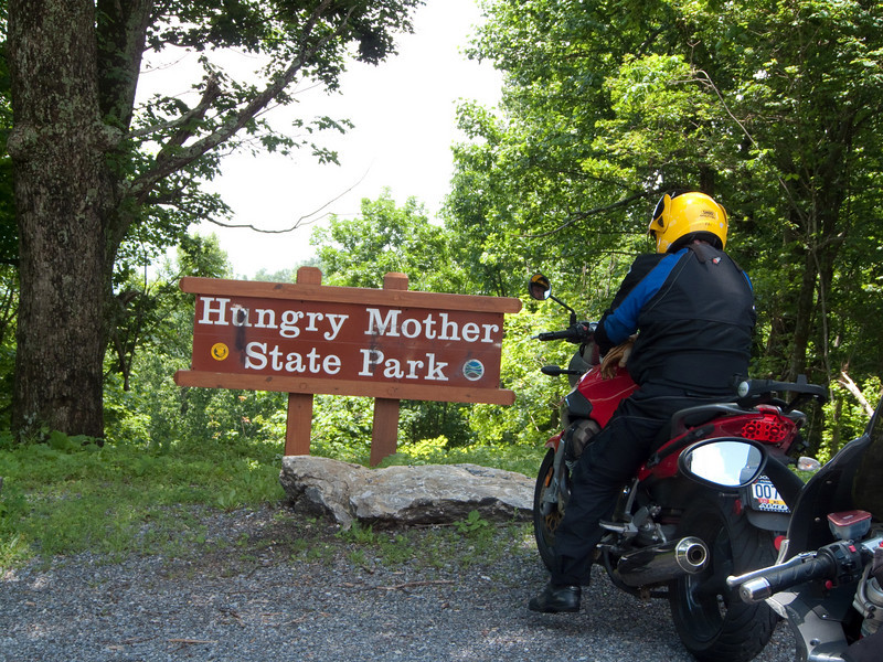 Hungry Mother State Park, VA