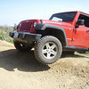 Paul's stock Rubicon can get er done!