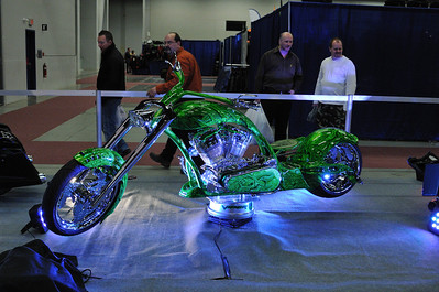 Harley Davidson Show Bike