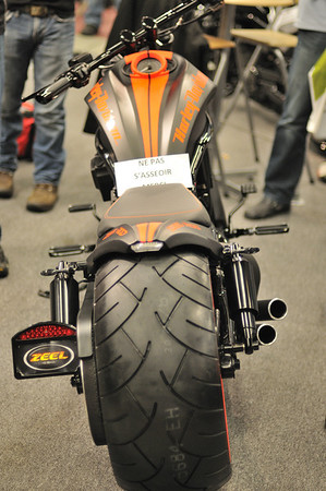 Harley Davidson Zeel Rod