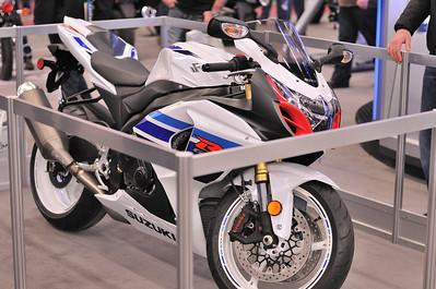 Suzuxi GSXR 1000 SE