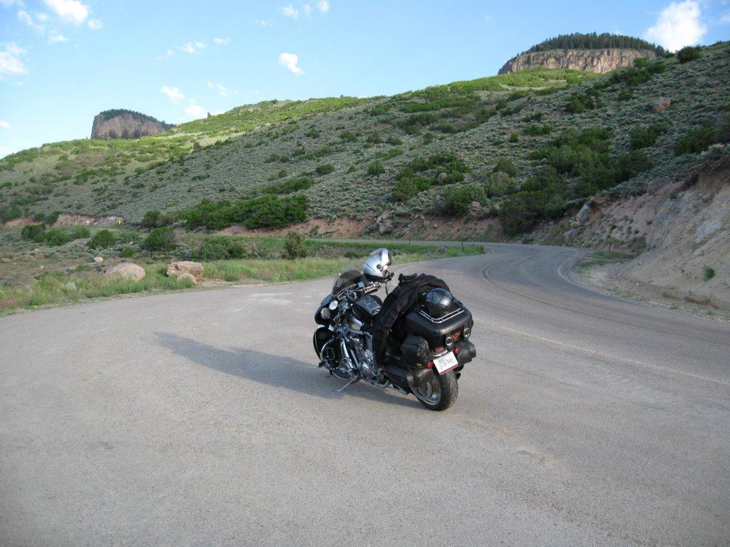 Black Canyon, North Rim