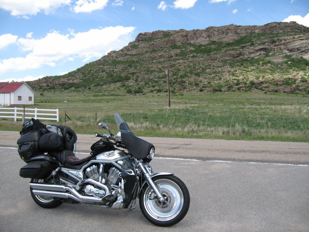 Rt 69, central Colorado