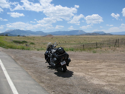 Rt 69, central Colorado