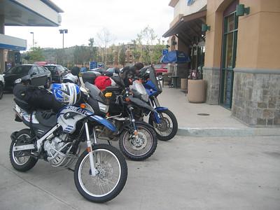 San Diego April Fools Ride