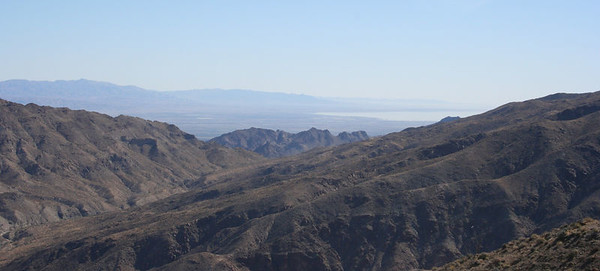 Another shot looking south to the Salton Sea.