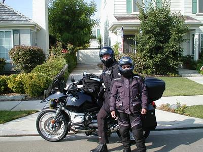 San Simion Ride 2003