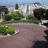 Lombard St is a corkscrew kinda deal.
