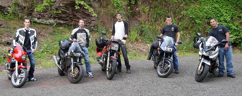 Saturday Bike Cruise - HV - New Hope - Easton - 5-30-09