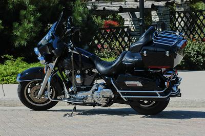ScooterBum's Harley