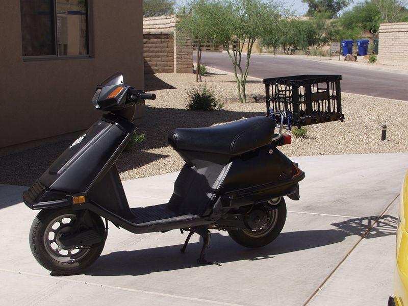 """97 Honda Elite 80 """"Pit Bike"""""""