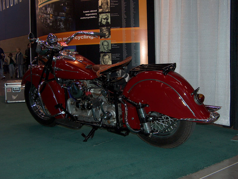 WOW...a beautiful old Indian....they were giving this baby away