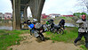 South shore of Alabama River, beneath the Edmund Pettus Bridge, Selma, Alabama