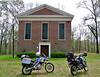 Oldest brick church in Dallas County, Alabama