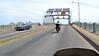 Crossing the Alabama River on the Edmund Pettus Bridge, Selma, Alabama