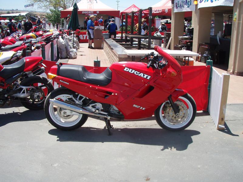 On Ducati Island, MotoGP 2008