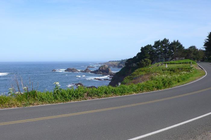 Coast shot
