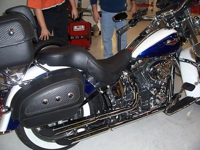 Sheryl's Bike!!!