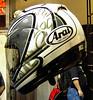 Arai's new Profile helmet.