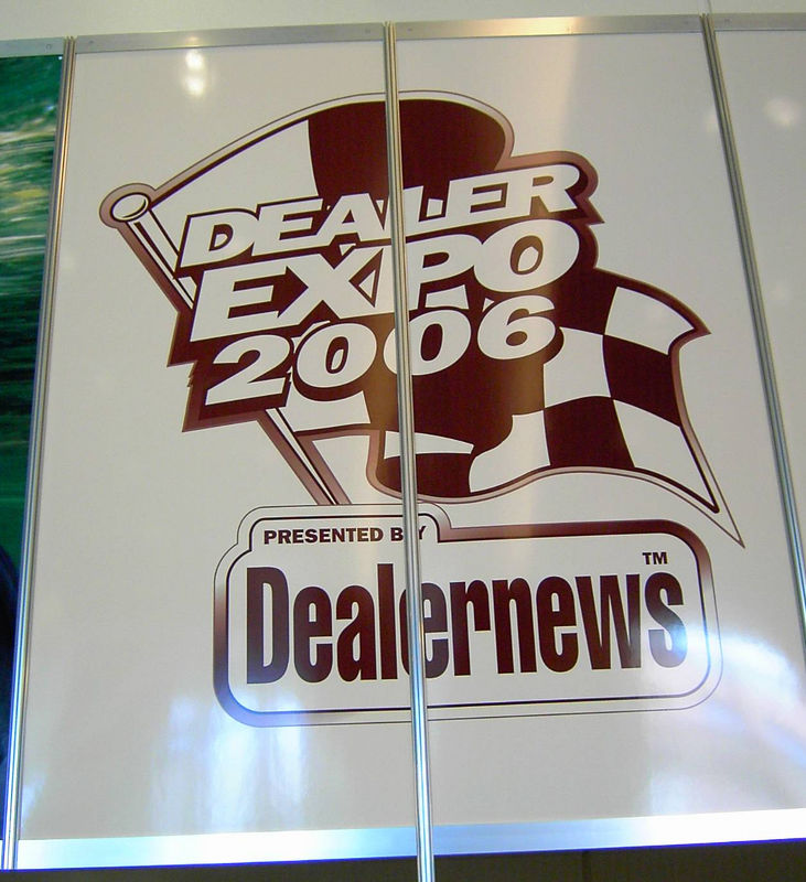 The Dealer Expo is held annually in Indianapolis.