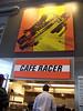 Cafe Racer restaurant.