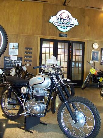 Motomuseum Monster Tour, 8-09