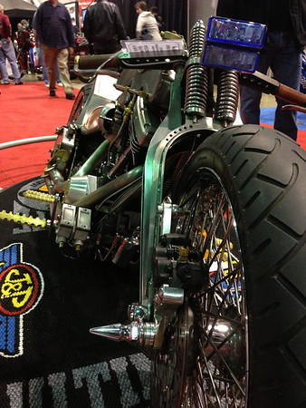 Chicago International Motorcycle Show 2013