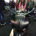 Keira makes this bike look good.