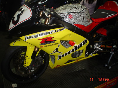 Jordan Motorsports GSXR 1000