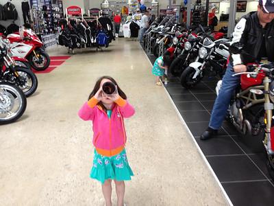 Ducati finders.