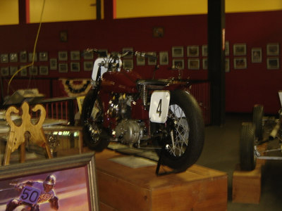 Wheels Through Time Motorcycle Museum in NC