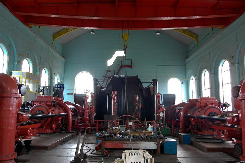 3300 Hp Pit Engine