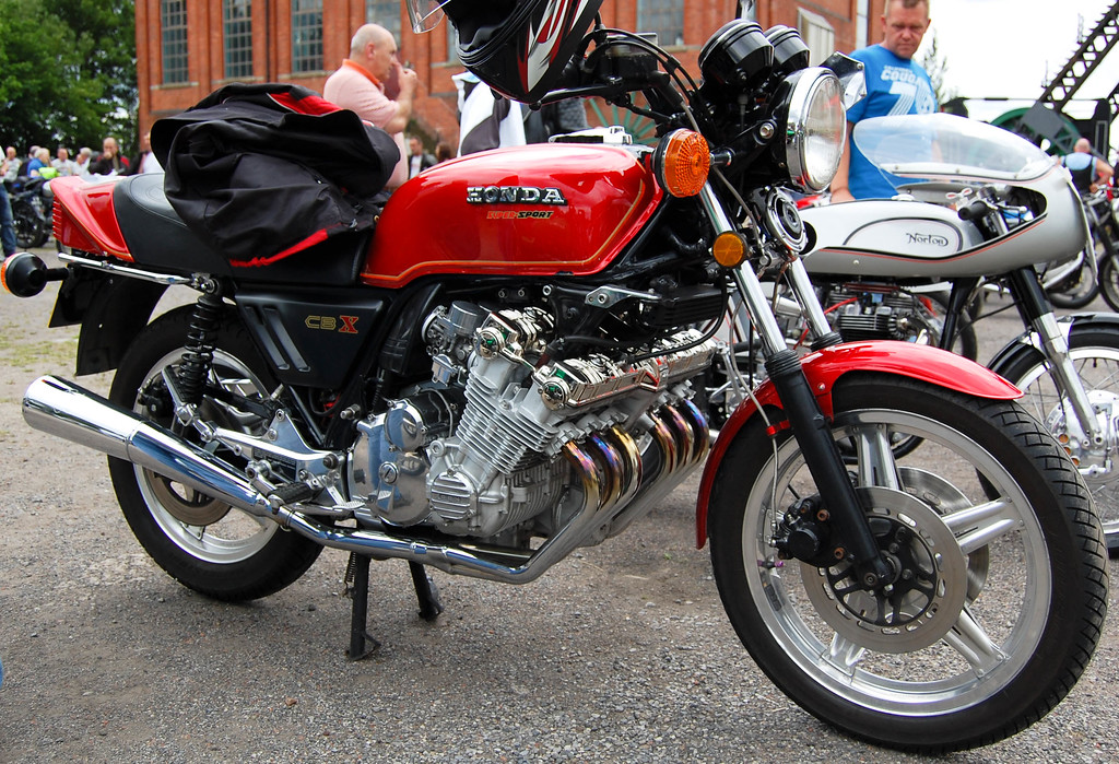Honda CBX 1000 Six